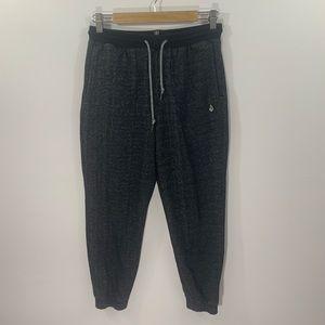 🌈3/$30 Volcom Drawstring Jogger Sweatpants Size S
